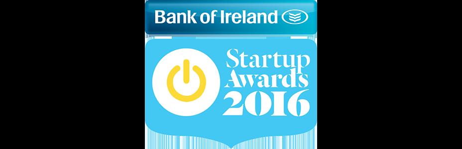 Bank of Ireland Start up award winner