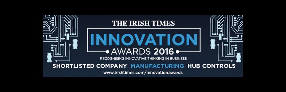 The Irish Times Innovation award winner