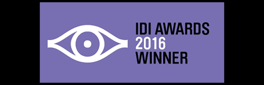 ILDN award winner
