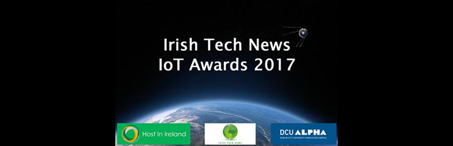 Irish Tech news iot award winner