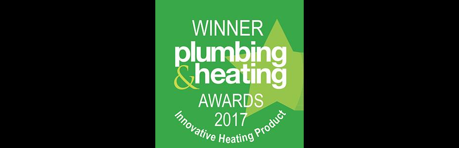Plumbing and heating award winner