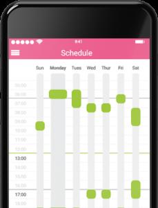 Hub Controller smart heating app schedule