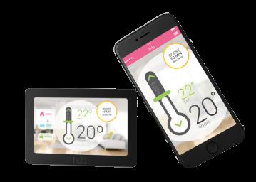 Hub and mobile