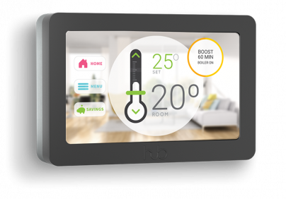 Hub Controller smart thermostat