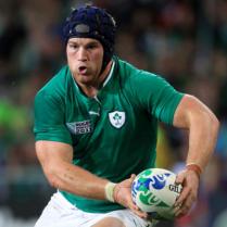 Sean O'Brien rugby smart home